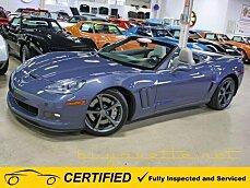2012 Chevrolet Corvette Grand Sport Convertible for sale 101017656