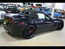 2012 Chevrolet Corvette Grand Sport Convertible for sale 101024210