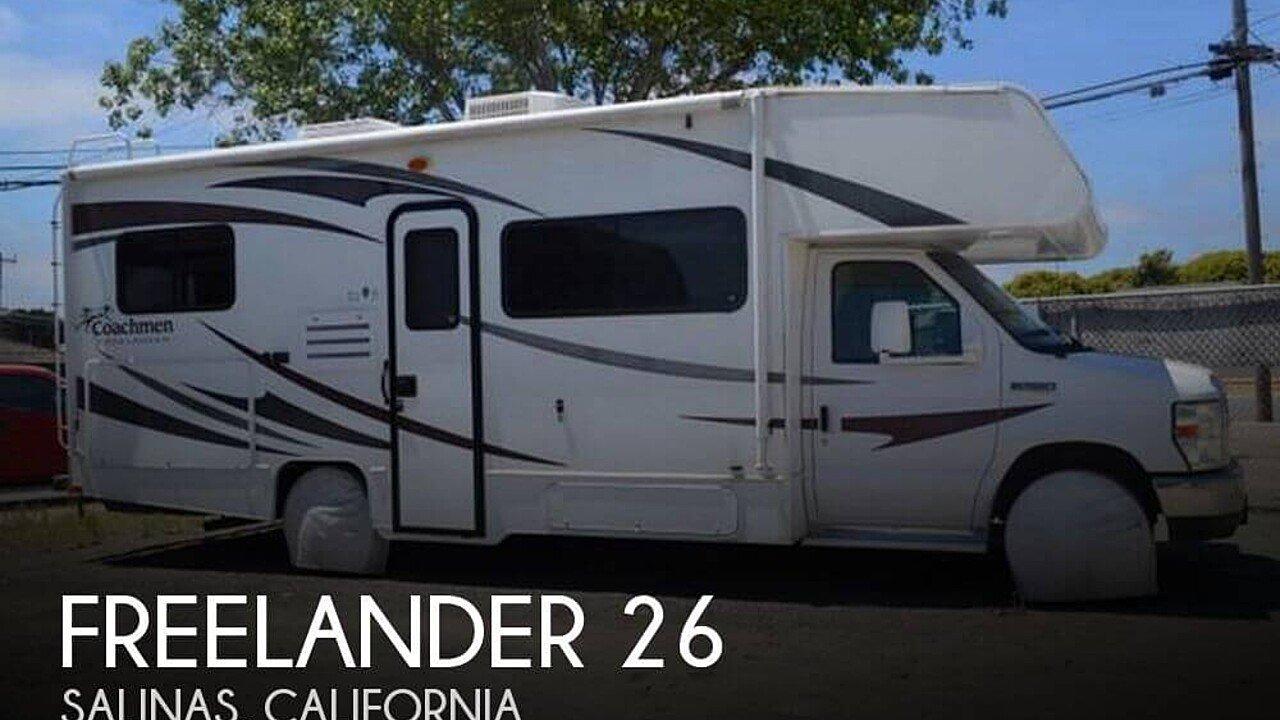 2012 Coachmen Freelander for sale 300173973