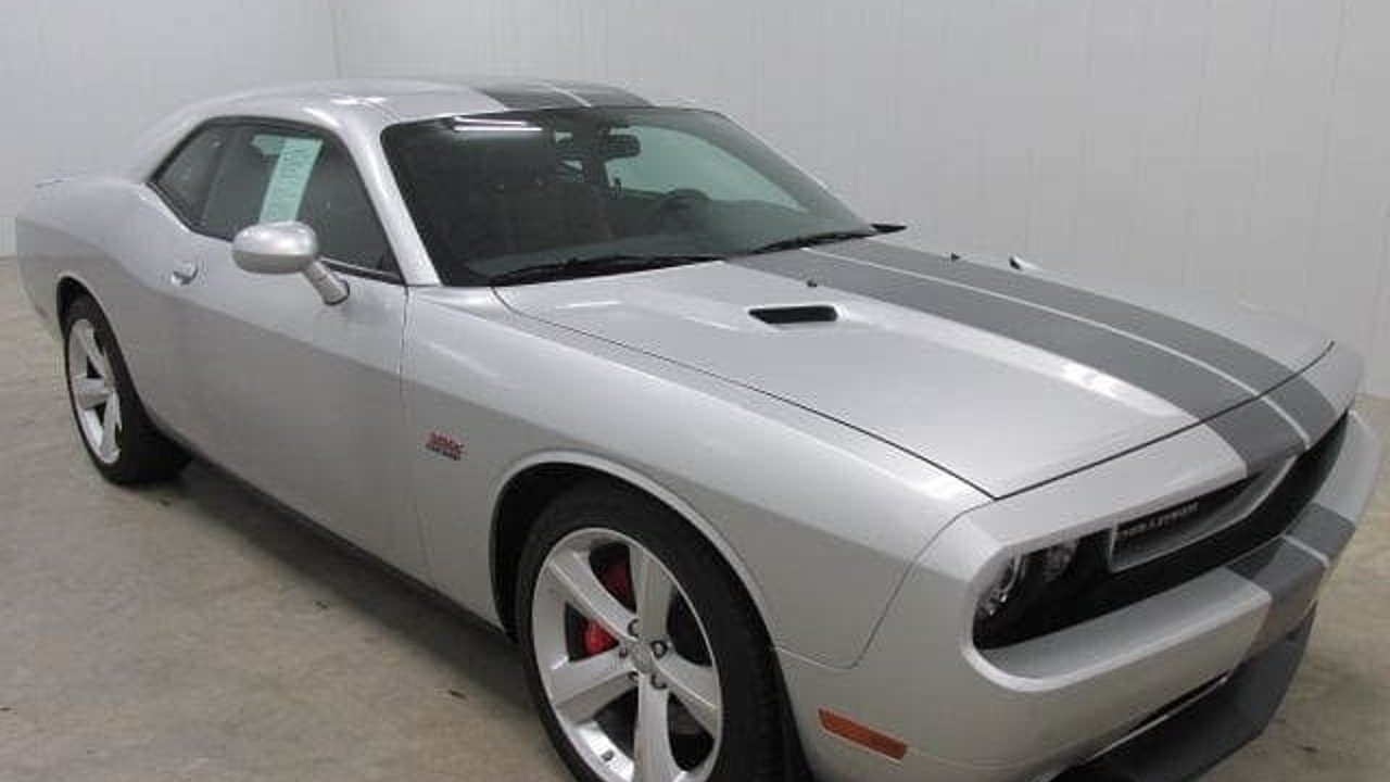 2012 Dodge Challenger SRT8 for sale 100882084