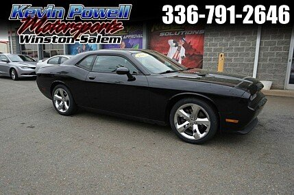 2012 Dodge Challenger SXT for sale 100872400