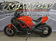 2012 Ducati Diavel For Sale 200570092