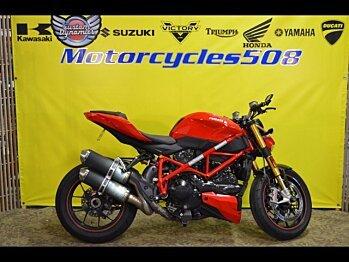 2012 Ducati Streetfighter for sale 200458175