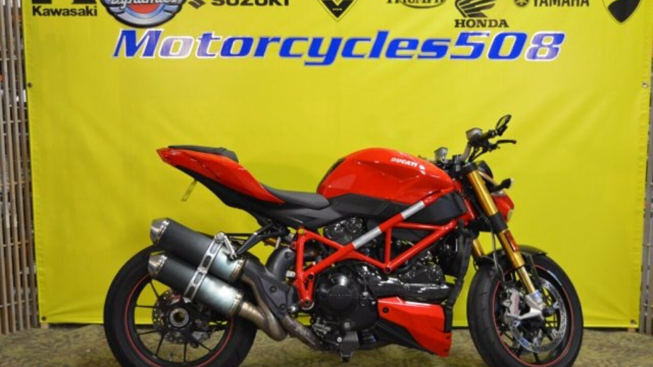 2012 Ducati Streetfighter for sale 200458175