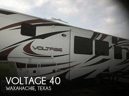 2012 Dutchmen Voltage for sale 300132401
