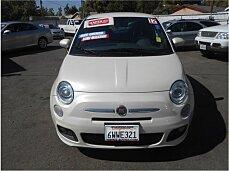 2012 FIAT 500 Sport Hatchback for sale 100889169