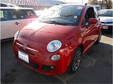 2012 FIAT 500 Sport Hatchback for sale 100927917