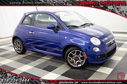2012 FIAT 500 Sport Hatchback for sale 101036347