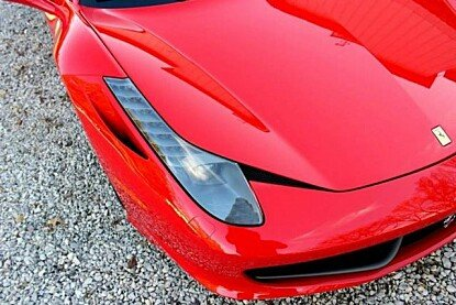 2012 Ferrari 458 Italia Coupe for sale 100020296