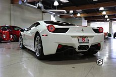 2012 Ferrari 458 Italia Coupe for sale 100769096