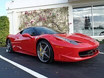 2012 Ferrari 458 Italia Coupe for sale 100832896