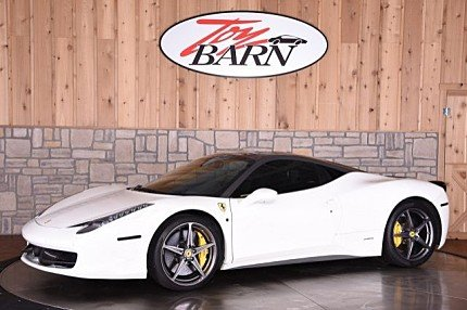 2012 Ferrari 458 Italia Coupe for sale 100841589