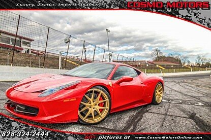 2012 Ferrari 458 Italia Coupe for sale 100848979