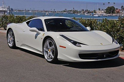 2012 Ferrari 458 Italia Coupe for sale 100883695