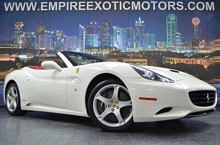 2012 Ferrari California for sale 100774413