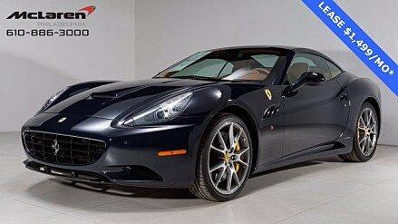 2012 Ferrari California for sale 100889254