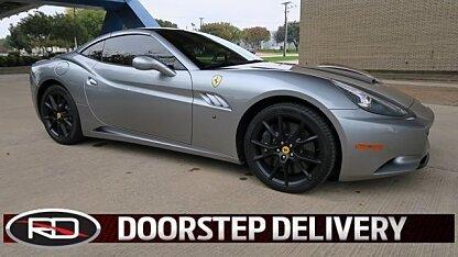 2012 Ferrari California for sale 100934924
