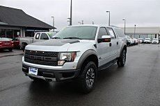 2012 Ford F150 4x4 Crew Cab SVT Raptor for sale 100842872