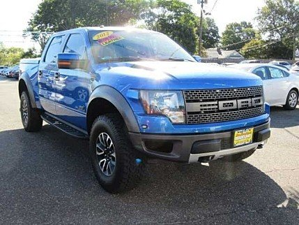 2012 Ford F150 4x4 Crew Cab SVT Raptor for sale 100794092