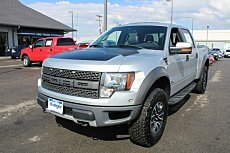 2012 Ford F150 4x4 Crew Cab SVT Raptor for sale 100842872