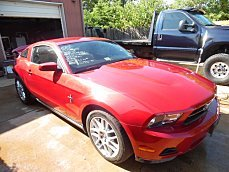 2012 Ford Mustang Coupe for sale 100290501