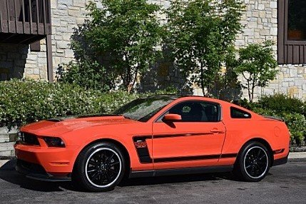 2012 Ford Mustang Boss 302 Coupe for sale 100762528