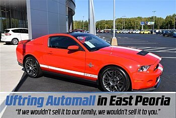 2012 Ford Mustang Shelby GT500 Coupe for sale 100891414