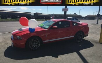 2012 Ford Mustang Shelby GT500 Coupe for sale 100874851