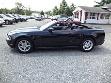 2012 Ford Mustang Convertible for sale 100886724