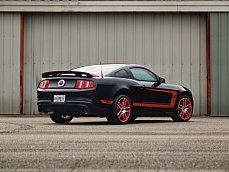 2012 Ford Mustang Boss 302 Coupe for sale 100958668