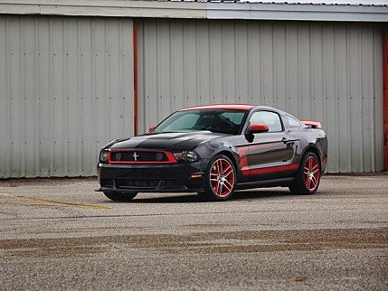 2012 Ford Mustang Boss 302 Coupe for sale 100966006