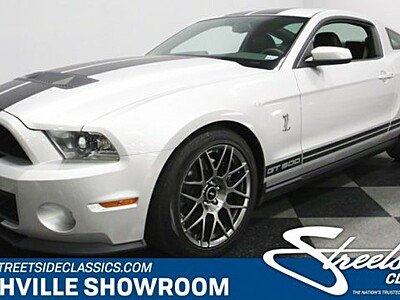 2012 Ford Mustang Shelby GT500 Coupe for sale 100980930