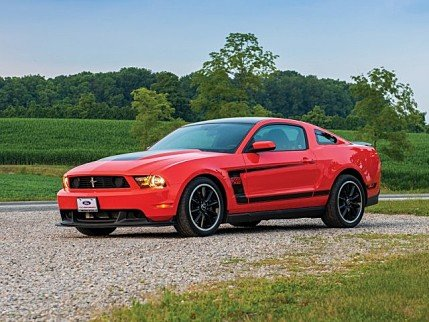 2012 Ford Mustang Boss 302 Coupe for sale 101017884