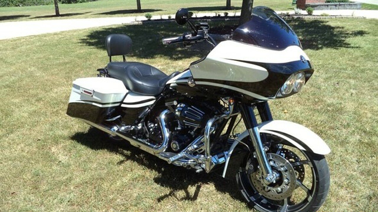 2012 Harley-Davidson CVO for sale 200490668
