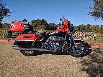2012 Harley-Davidson CVO for sale 200494296