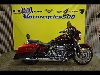 2012 Harley-Davidson CVO for sale 200518245