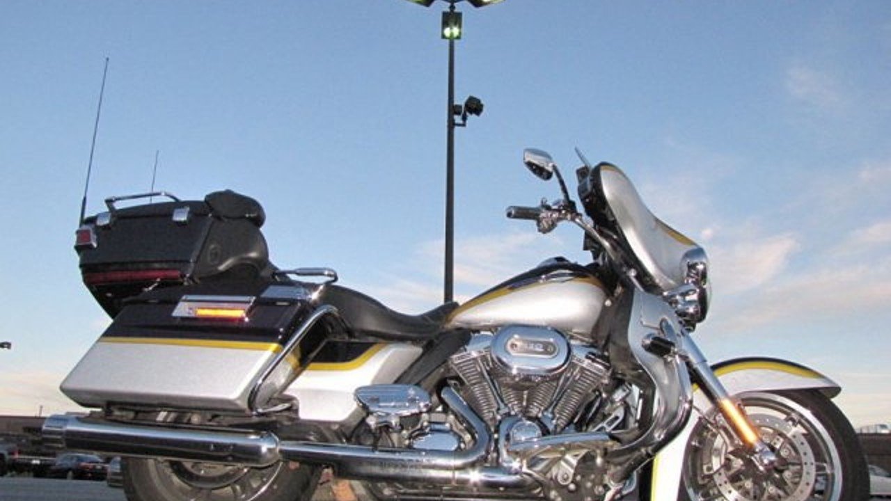 2012 Harley-Davidson CVO for sale 200544800