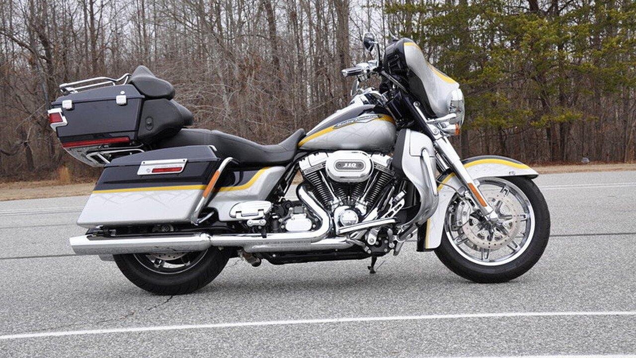 2012 Harley-Davidson CVO for sale 200563326
