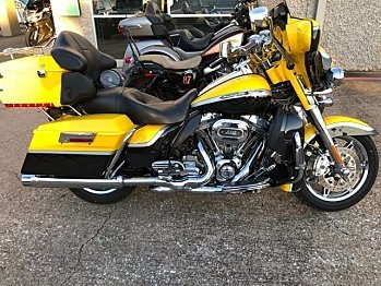 2012 Harley-Davidson CVO for sale 200650737