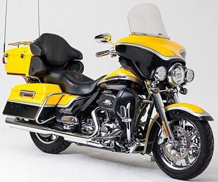 2012 Harley-Davidson CVO for sale 200443575