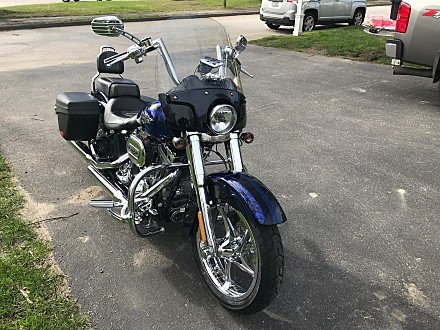 2012 Harley-Davidson CVO Softail Convertible for sale 200457202