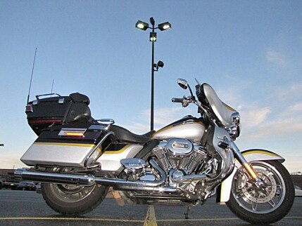 2012 Harley-Davidson CVO for sale 200544800