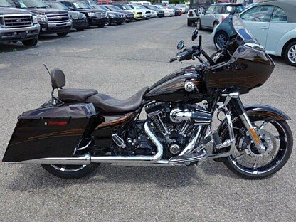2012 Harley-Davidson CVO for sale 200559108