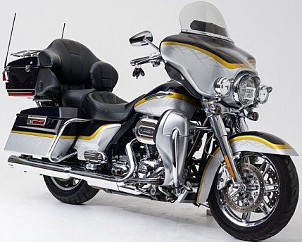 2012 Harley-Davidson CVO for sale 200581091