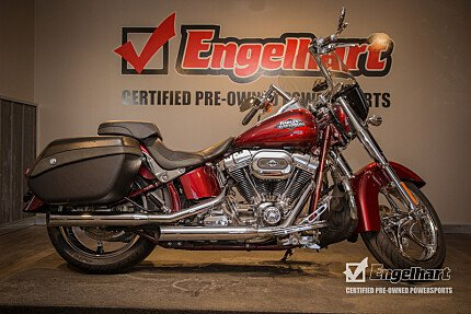 2012 Harley-Davidson CVO for sale 200582034