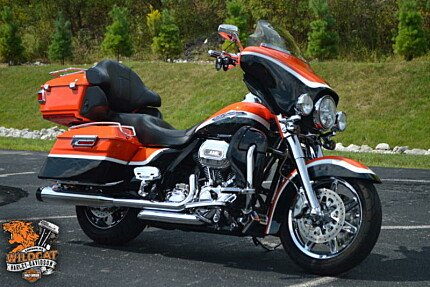 2012 Harley-Davidson CVO for sale 200627197