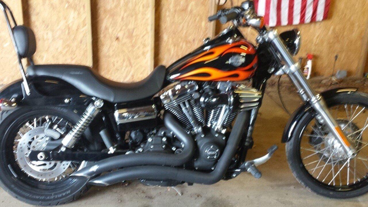 2012 Harley-Davidson Dyna for sale 200488298