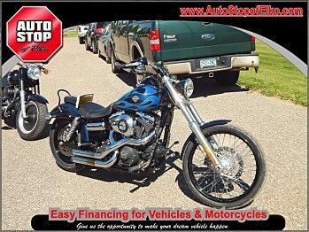 2012 Harley-Davidson Dyna for sale 200491672