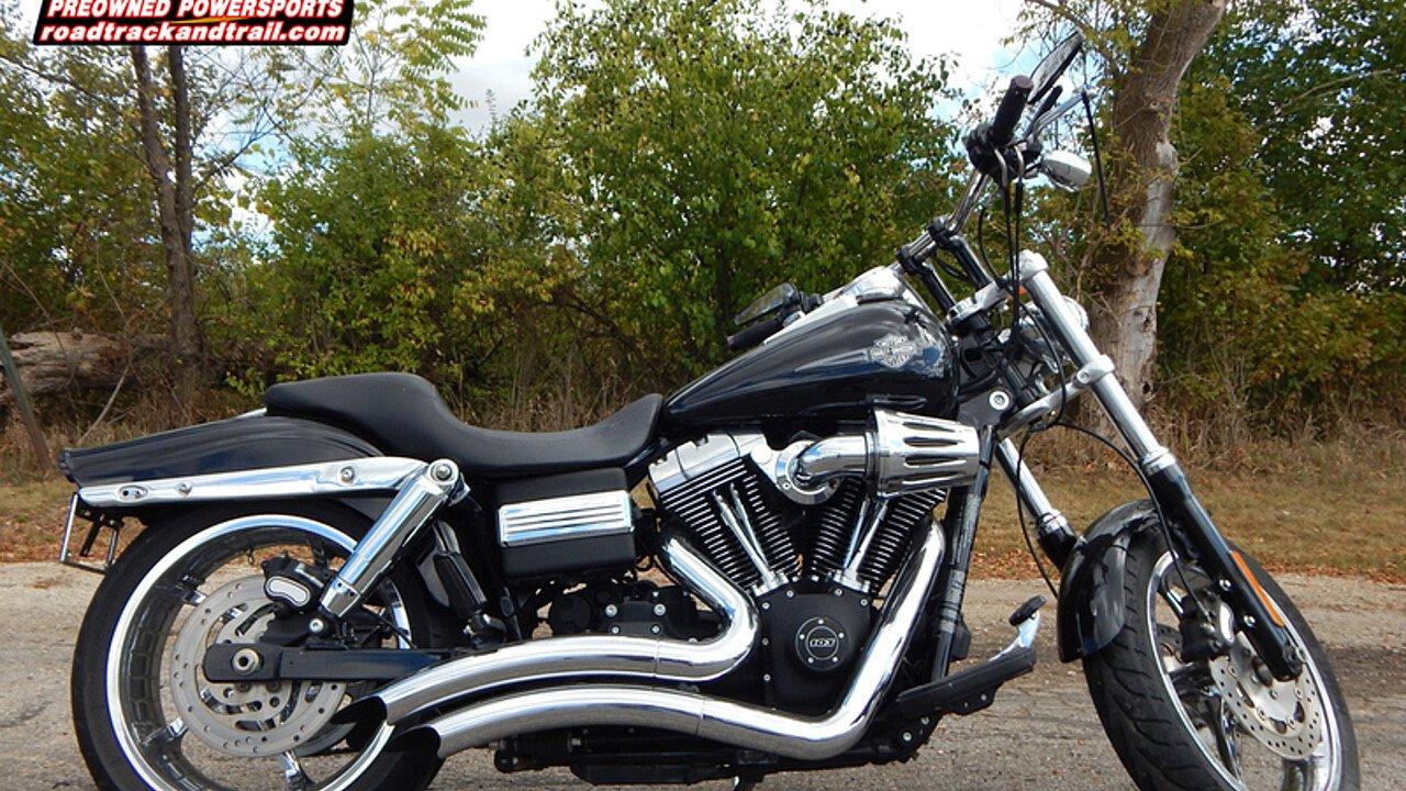 2012 Harley-Davidson Dyna for sale 200497413