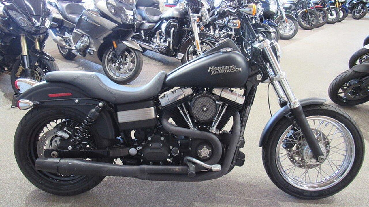 2012 Harley-Davidson Dyna for sale 200547392